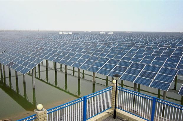 China turns more to green energy for power supply