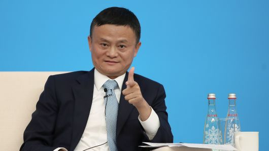 Alibaba's Jack Ma is a Communist Party member, China state paper reveals