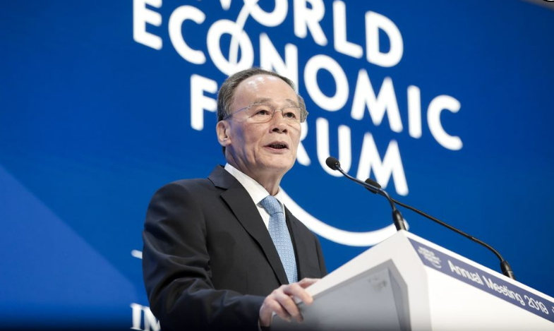 China to Davos: Stop freaking out about our economy