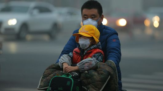 China's fight against smog last year may be obscuring just how bad its economy is this year